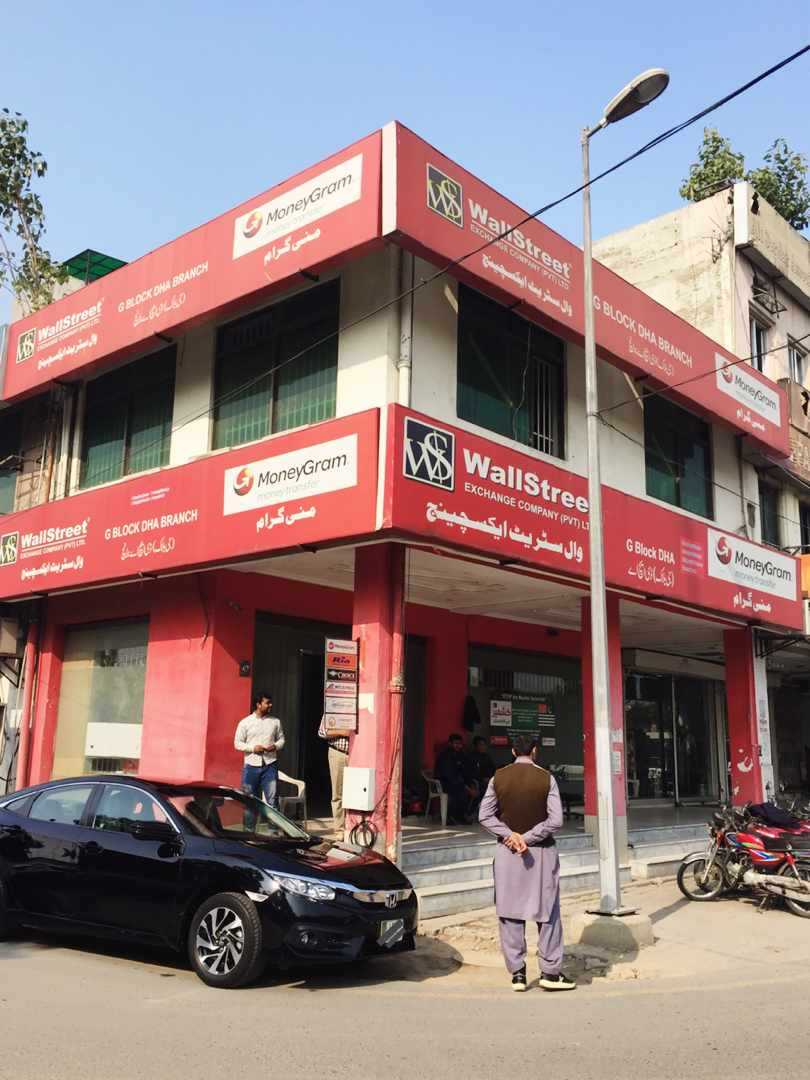 4 Marla Corner Full Plaza Available for Rent in PHASE 1